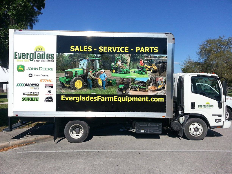 Signs|Printing|Logos|Vehicle wraps|Okeechobee|Florida
